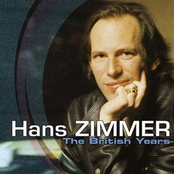 The British Years Soundtrack (Hans Zimmer) - CD cover