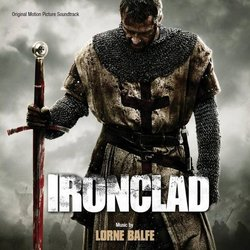 Ironclad Soundtrack (Lorne Balfe) - CD cover