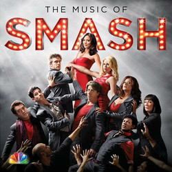 SMASH Soundtrack (Various Artists) - CD cover