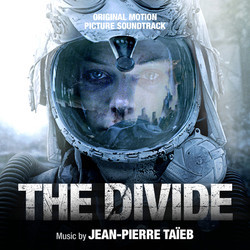 The Divide Soundtrack (Jean-Pierre Taieb) - CD cover