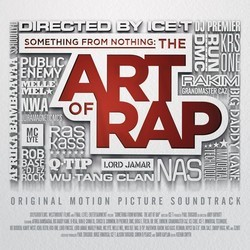 Something From Nothing: The Art of Rap Soundtrack (Various Artists) - CD cover