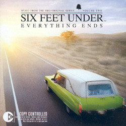Six Feet Under: Everything Ends Soundtrack (Various Artists) - CD cover