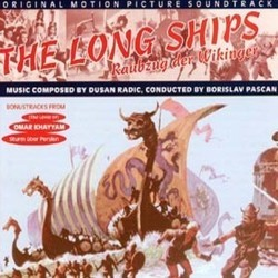 The Long Ships / Omar Khayyam Soundtrack  (Dusan Radic, Victor Young) - CD cover