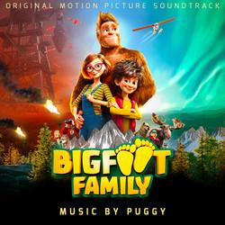 Brussels Pop-Rock-Trio Puggy Lanceert Muziek Voor Bigfoot Family