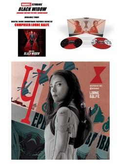 Black Widow (Digital and Mondo Vinyl)