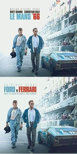 Ford v Ferrari (Le Mans '66) (Score)