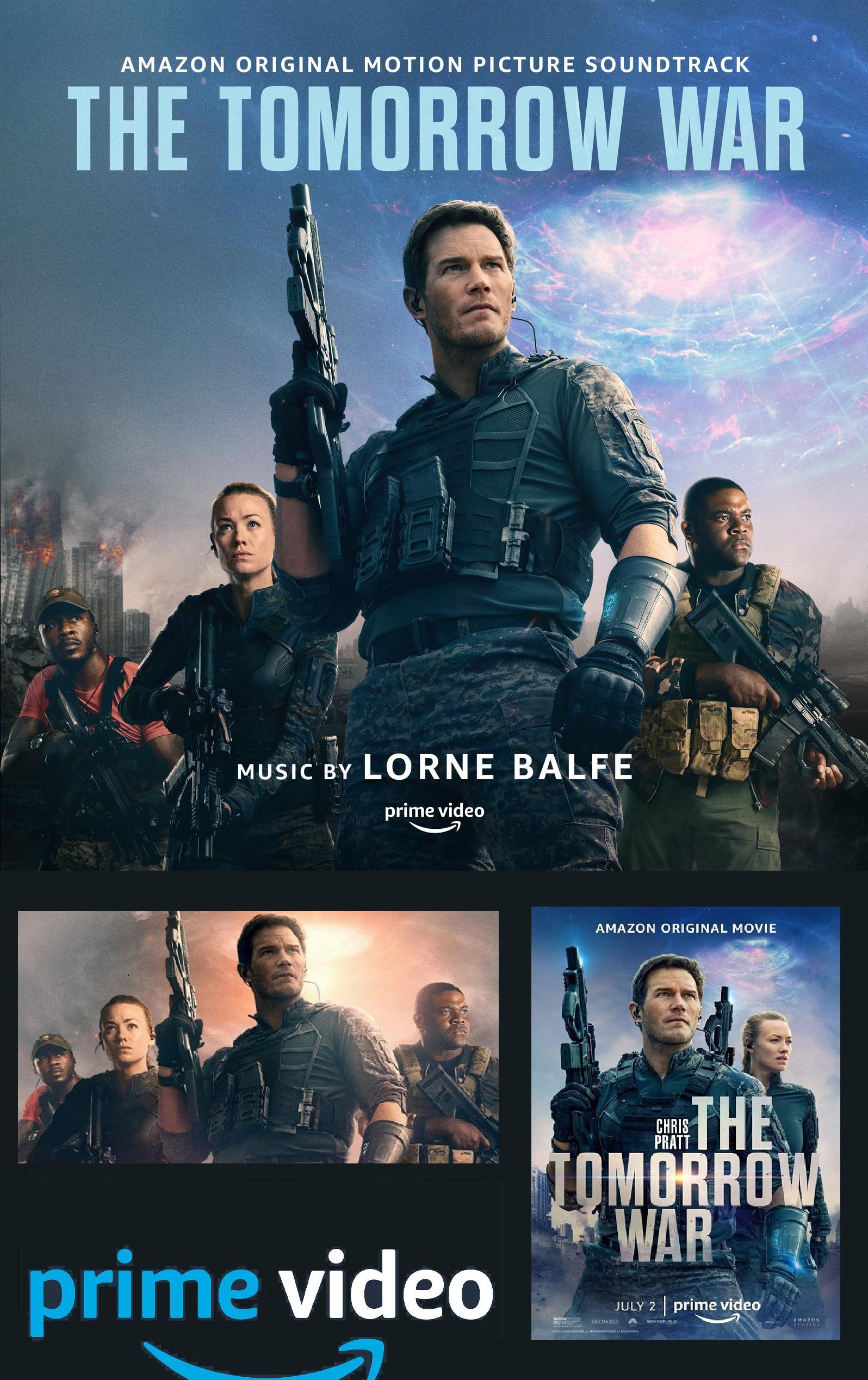 The Tomorrow War (Amazon)