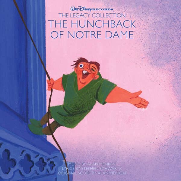Hunchback of the Notre Dame (Legacy Edition)
